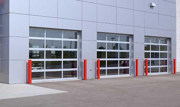 Aluminum Full-View Doors