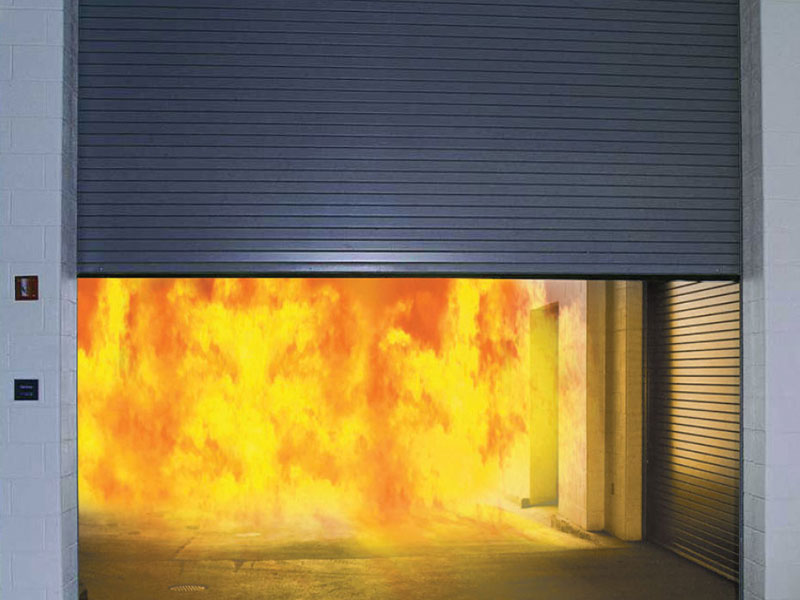 Amarr Fire Door